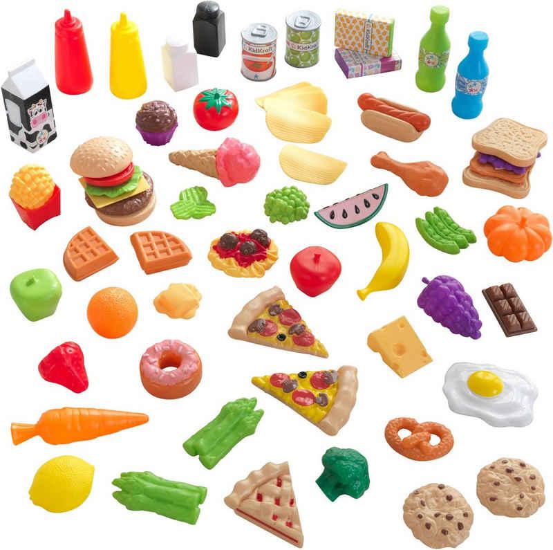 KidKraft® Spiellebensmittel, (Set), für Kaufladen oder Kinderküche