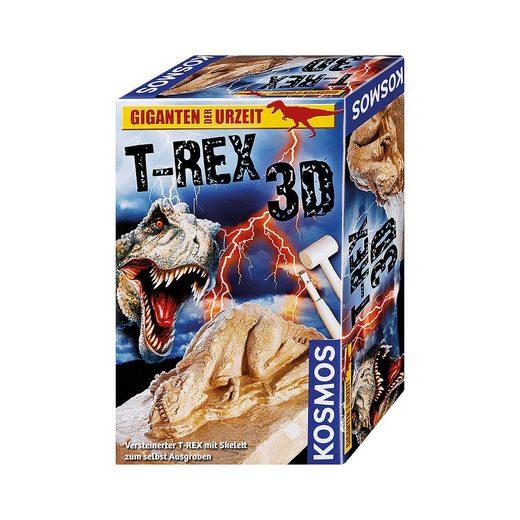 Kosmos Lernspielzeug »Ausgrabungsset T-Rex 3D«