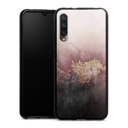 DeinDesign Handyhülle »Pink Sky Dust Glitter Look« Xiaomi Mi A3, Hülle Glitzer Look Staub Elisabeth Fredriksson