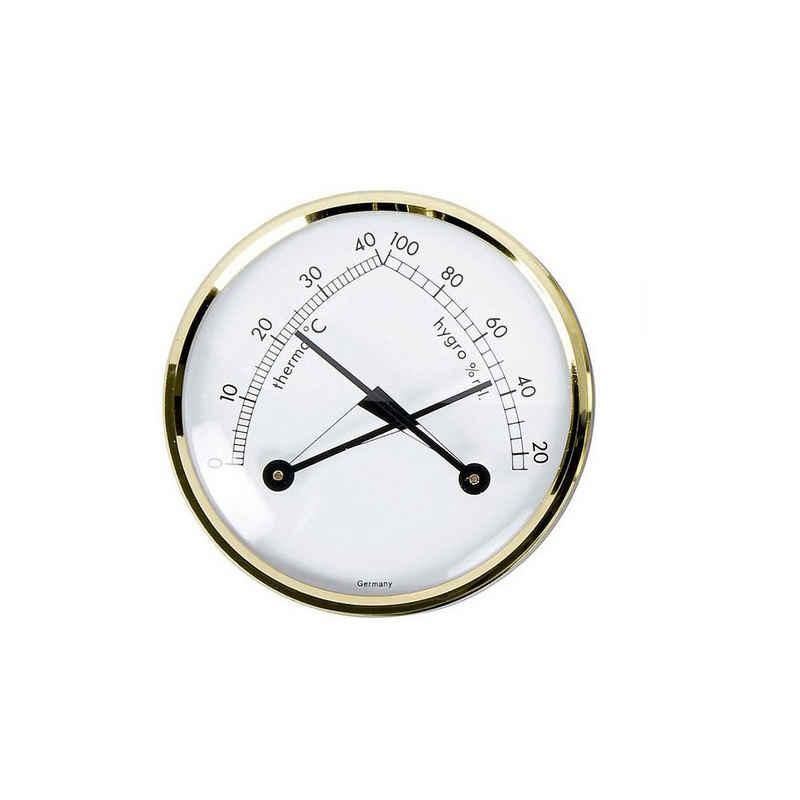 TFA Dostmann Raumthermometer »Thermometer & Hygrometer ø7cm«