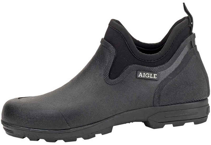 Aigle »37879« Clog Lessfor Plus schwarz