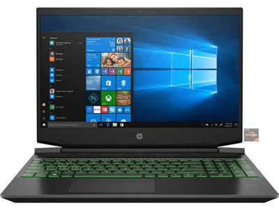 HP Pavilion15-ec1206ng Gaming-Notebook (39,6 cm/15,6 Zoll, AMD Ryzen 5, GeForce GTX 1650, 0 GB HDD, 512 GB SSD, 39,6 cm (15,6) AMD Ryzen 5, 512 GB, 8 GB)