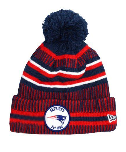 New Era Baseball Cap »New England Patriots HM Strickmütze«