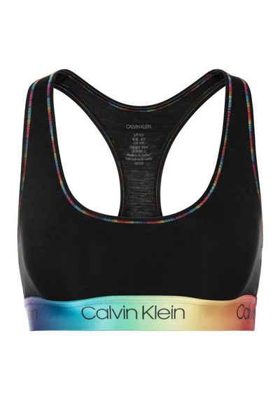 Calvin Klein Bustier »PRIDE« mit Racerback