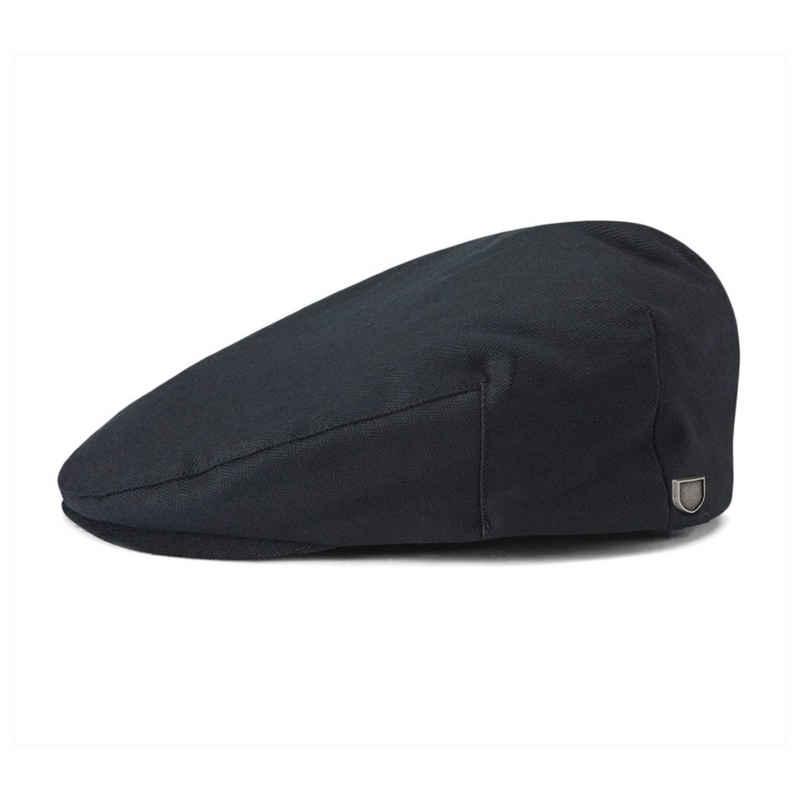 Brixton Schiebermütze »Hooligan Snap Cap - black«
