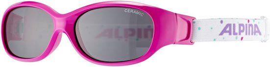 Alpina Sports Radsportbrille »Sports Flexxy Glasses Kinder«