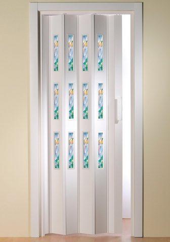 Falttür »Dekor 5 Mosaik« BxH: 885x202 ...