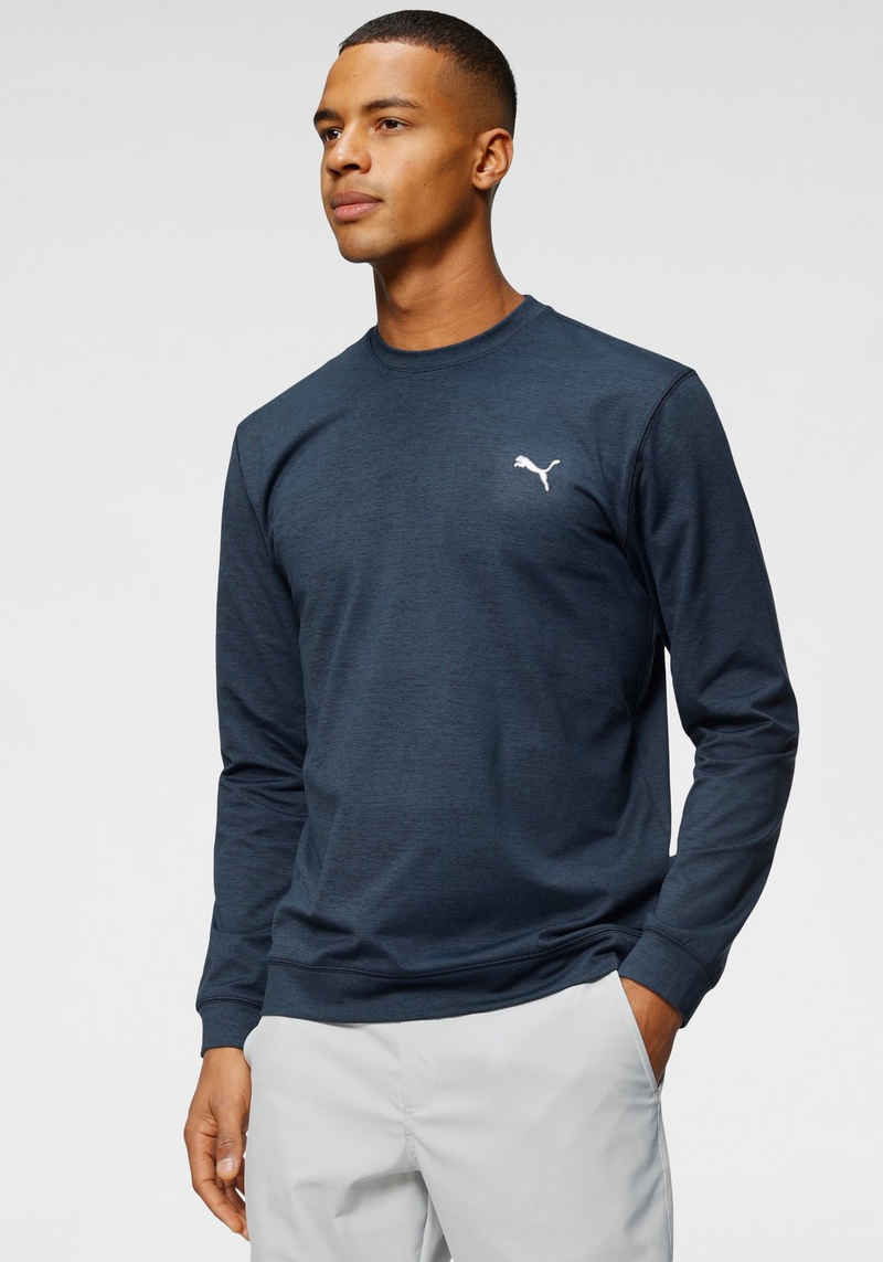 PUMA Sweatshirt »CLOUDSPUN CREWNECK«