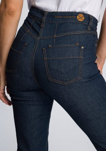 MAC High-waist-Jeans »Dream High Rise« In der Taille extra-hoch geschitten