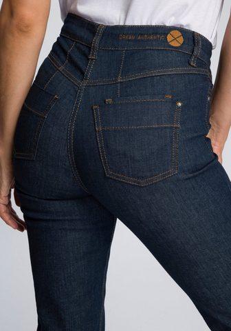 MAC High-waist-Jeans »Dream High Rise« in ...
