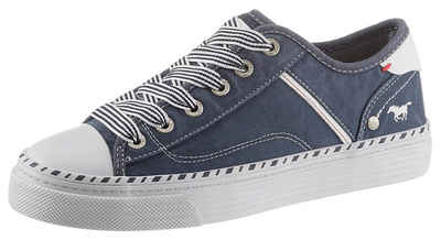 Mustang Shoes Sneaker mit 3 cm Plateausohle