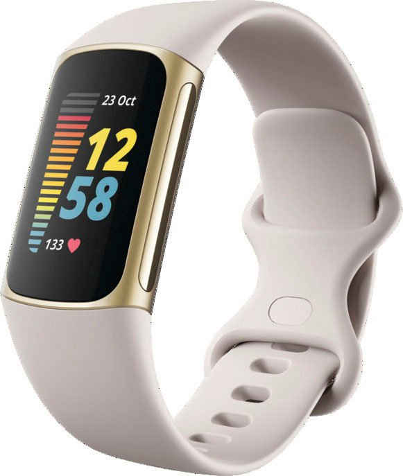 fitbit Charge 5 Smartwatch (FitbitOS5), inkl. 6 Monate Fitbit Premium