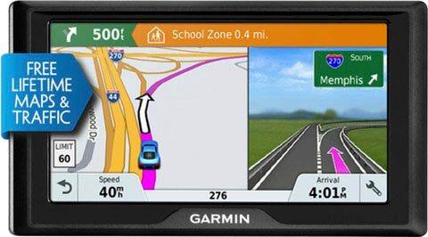 Garmin DRIVE 61 LMT-S EU Navigationsgerät Europa 46 Länder , inklusive lebenslanger Kartenupdates