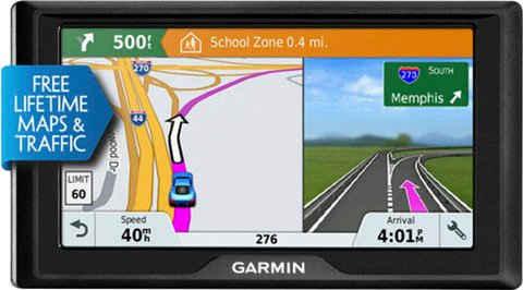 Garmin »DRIVE 61 LMT-S EU« Navigationsgerät (Europa (46 Länder), inklusive lebenslanger Kartenupdates)