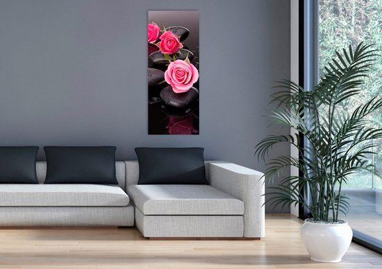 MARMONY Infrarotwandheizgerät »Roses MTC-40«, Naturstein, 800 W, beige