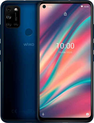 WIKO VIEW5 Smartphone (16,63 cm/6,55 Zoll, 64 GB Speicherplatz, 48 MP Kamera)