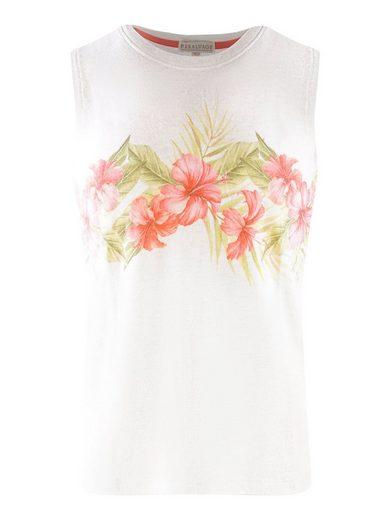 PJ Salvage Pyjamaoberteil »Flowers«