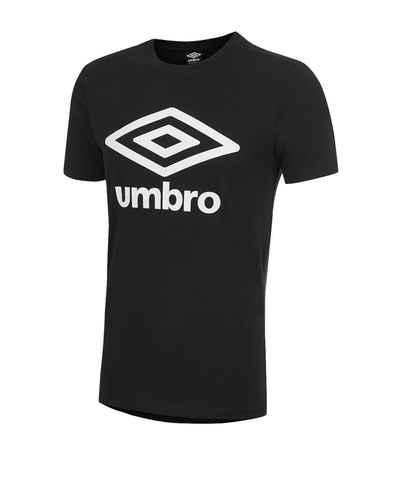 Umbro Kurzjacke »FW Large Logo Cotton T-Shirt«