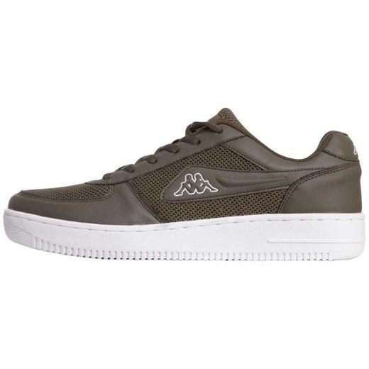 Kappa »BASH KNT« Sneaker mit markanter Sohle