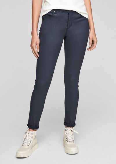 s.Oliver 5-Pocket-Jeans »Skinny: Skinny leg-Denim«