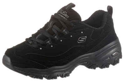 Skechers »D'LITES PLAY ON« Sneaker mit Air Cooled Memory Foam