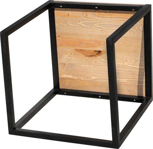 SIT Satztisch »Old Pine« (Set, 2-St), aus recyceltem Pinienholz, Beistelltische 2er-Set