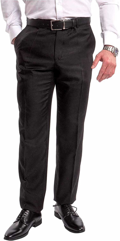 Hirschthal Anzughose »Herren Anzughose in Slim Fit und Regulär Fit, in Kurz -, Normal - und Langgrößen« Business Kollektion