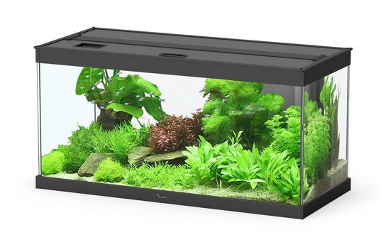 AQUATLANTIS Set: Aquarium »Style 80 LED 2.0«, 86 Liter, BxTxH: 80x35x40 cm, in versch. Farben