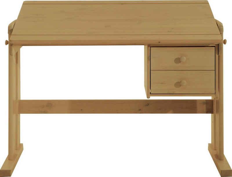 Fantasykids Schreibtisch, höhenverstellbar
