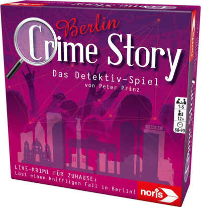 Noris Spiel, »Crime Story - Berlin«, Made in Germany
