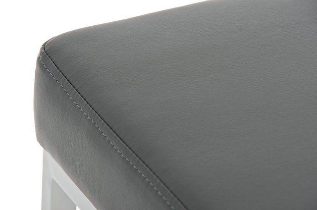 Sessel und Hocker - CLP Barhocker »Montreal 85 Kunstleder« (Set, 2er), gepolsterte Sitzfläche und Gestell mit Fußstütze  - Onlineshop OTTO