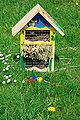dobar Insektenhotel, BxTxH: 34x12x45 cm, Bild 5