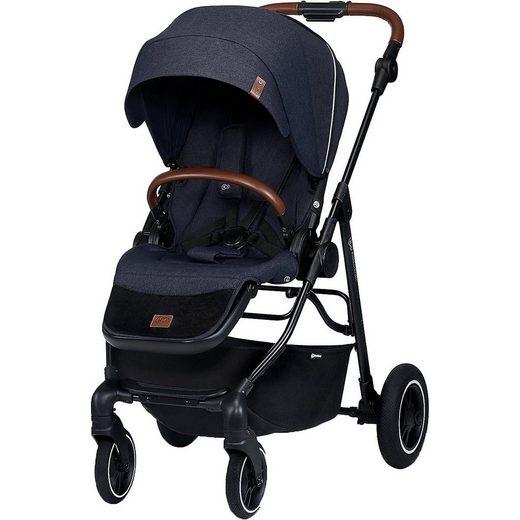 Kinderkraft Kombi-Kinderwagen »Kombi-Kinderwagen ALL ROAD, grau«