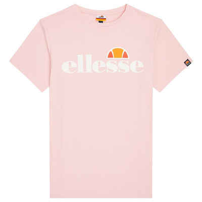 Ellesse T-Shirt »Damen T-Shirt ALBANY - Kurzarm, Crewneck,«