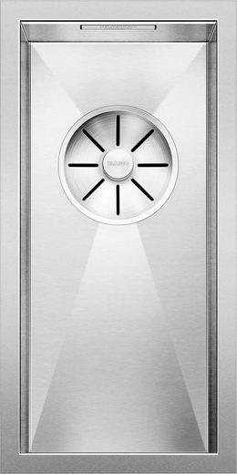 BLANCO Küchenspüle »ZEROX 180-U«, benötigte Unterschrankbreite: 30 cm
