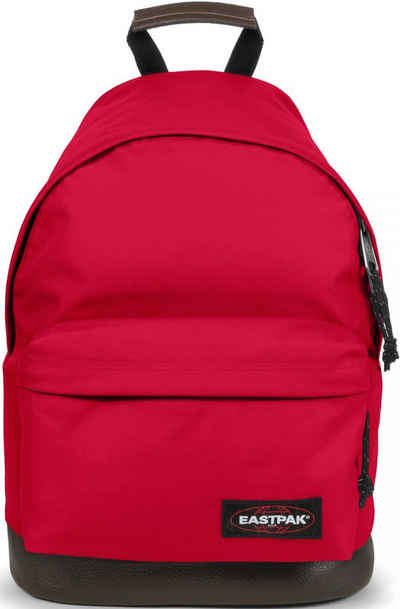 Eastpak Freizeitrucksack »WYOMING, Sailor Red«, enthält recyceltes Material (Global Recycled Standard)