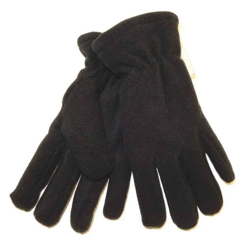 Chaplino Fleecehandschuhe mit warmem Thinsulate-Futter