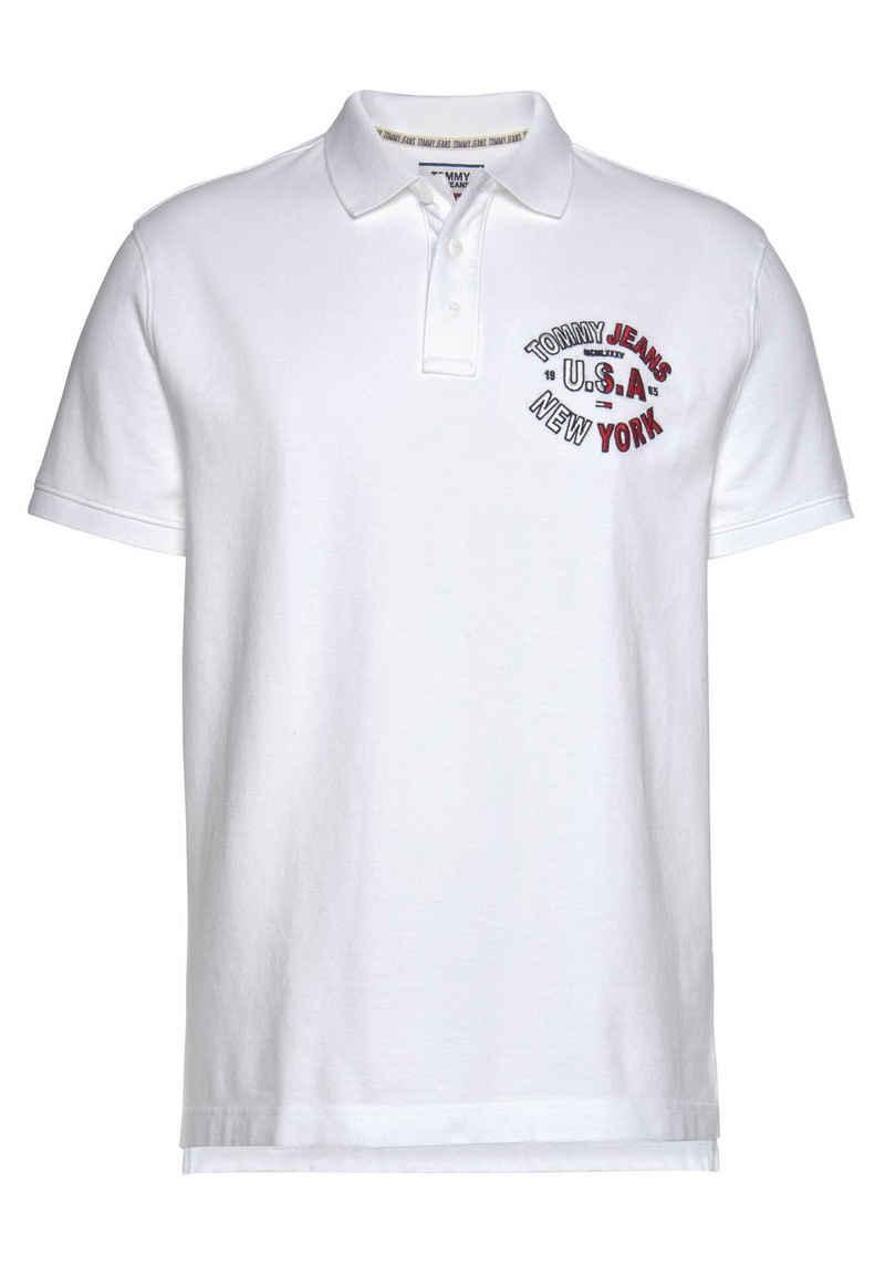 Tommy Jeans Poloshirt »TJM ESSENTIAL LOGO POLO«