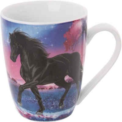 Nici Tasse »Porzellantasse Pferd Winnie in Geschenkverpackung,«