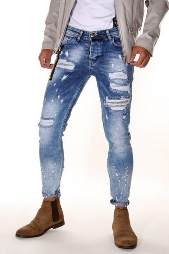 Bright Jeans Skinny-fit-Jeans