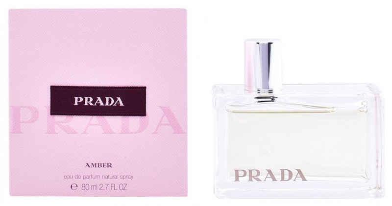 PRADA Eau de Parfum »Prada Amber Eau de Parfum 80 ml«