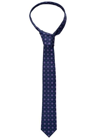 Eterna Krawatte »schmal«