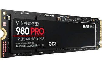 Samsung »980 PRO NVMe« interne SSD (500 GB) 69...