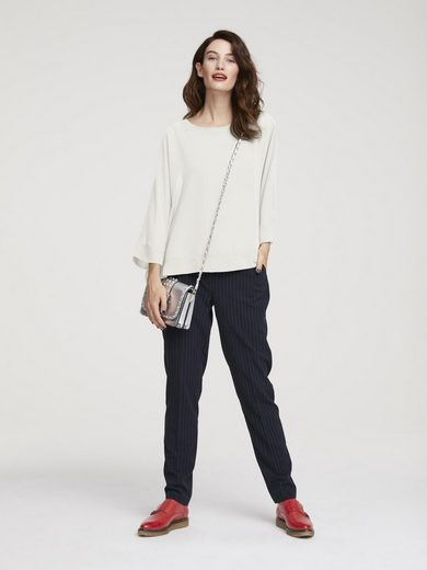 heine STYLE Blusenshirt Two-in-One-Look