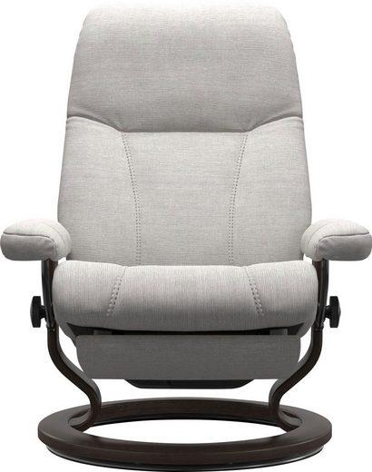 Stressless® Relaxsessel »Consul«  mit Classic Base und Power™  elektrisch verstellbar  optional 2-motorisch  Größe M & L  Gestell Wenge