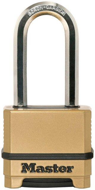 Master Lock Vorhängeschloss »Excell«, Sicherheitsklasse 9