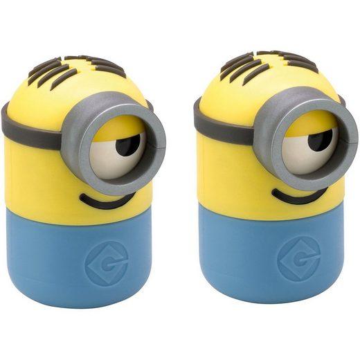 WMF Kinderbesteck »Salzstreuer Minions, gelb/blau, 2-tlg.«