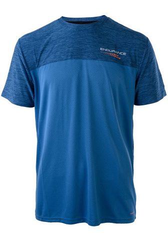 ENDURANCE Marškinėliai »AIEK MELANGE« su QUICK D...