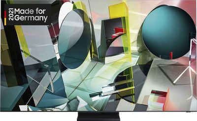 Samsung GQ85Q950TST QLED-Fernseher (214 cm/85 Zoll, 8K, Smart-TV)