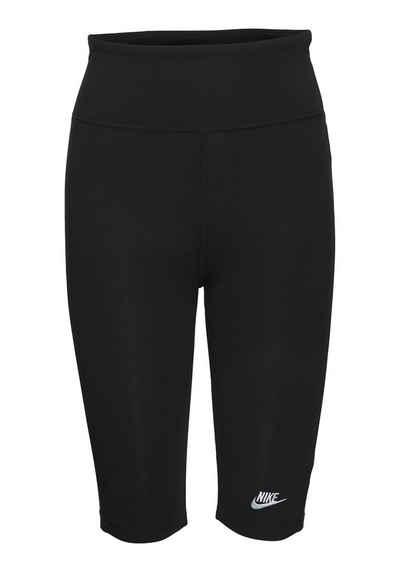 """Nike Sportswear Radlerhose »Nike Sportswear Big Kids' (girls) 9"""" Bike Shorts«"""